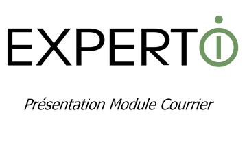Article présentation du module courrier - logicile Expert.i