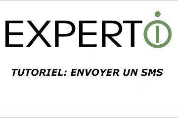 Expert.i • Tutoriel: Comment envoyer un SMS