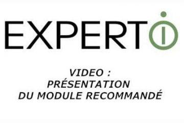Expert.i • Vidéos : Présentation du module Recommandé