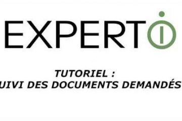 Expert.i • Tutoriel : Suivi des documents demandés